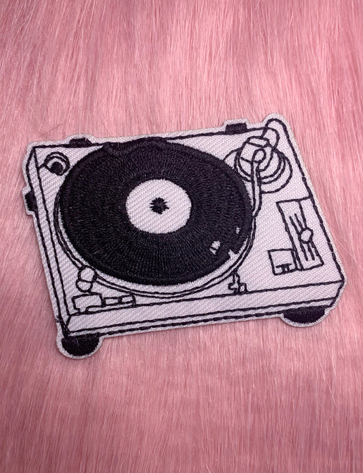 RECORD PLAYER PATCH