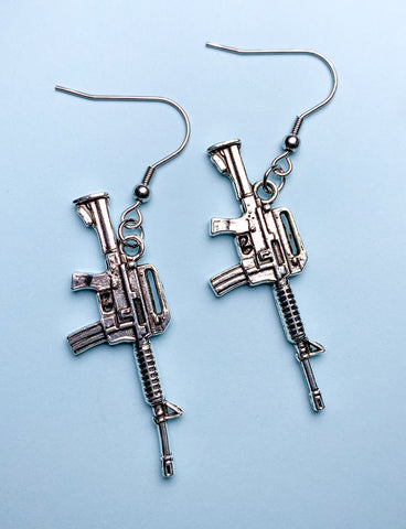 RIFLE EARRINGS