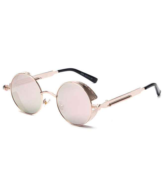 GOLDEN GLOW SHADES - ROSE GOLD
