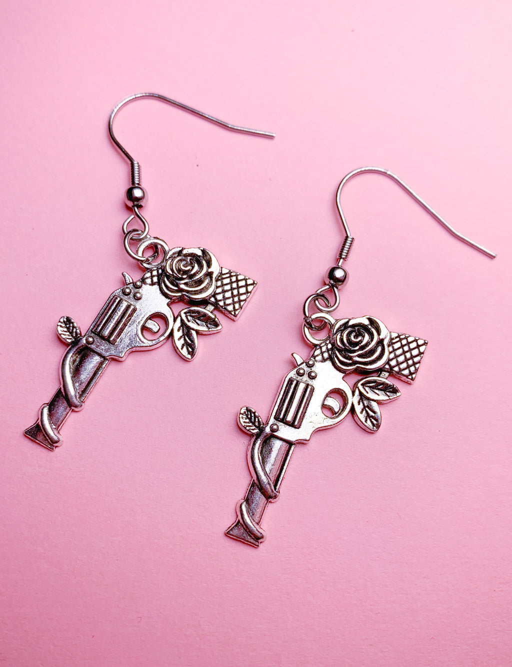 ROSE REVOLVER EARRINGS