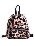 SAFARI NIGHTS MINI BACKPACK - LEOPARD