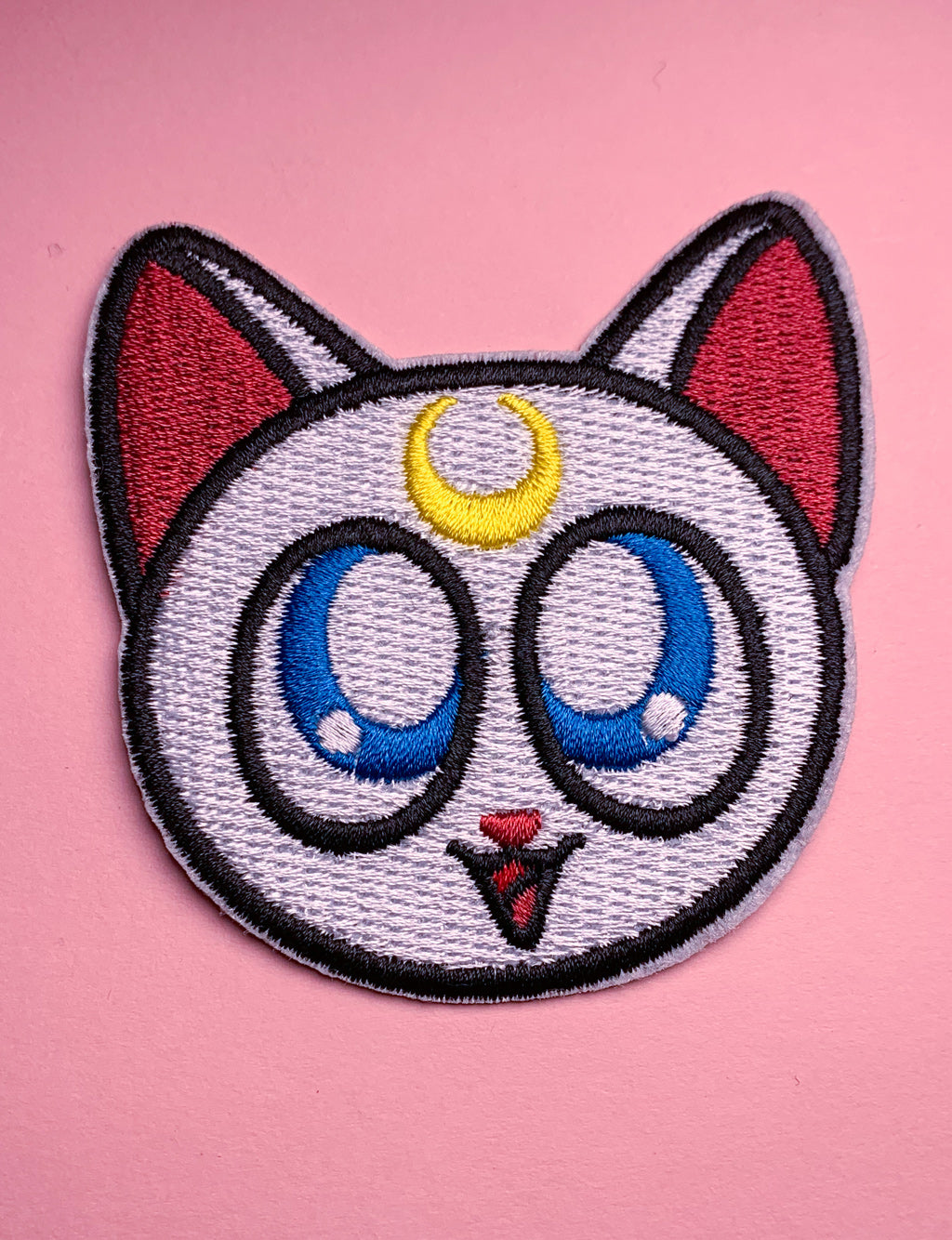 ARTEMIS SAILOR MOON PATCH
