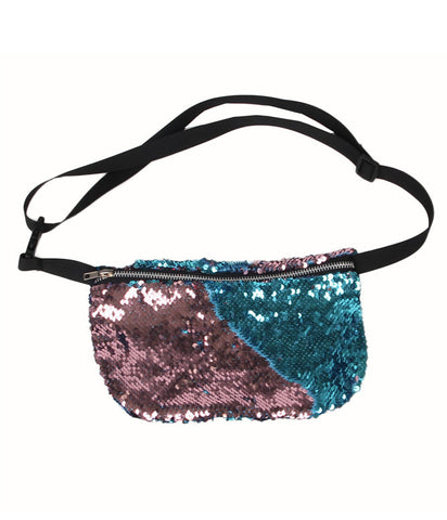 DISCO FAIRY SEQUIN BUMBAG