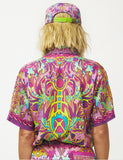 CRYPTIC FREQUENCY SURFARI SHIRT