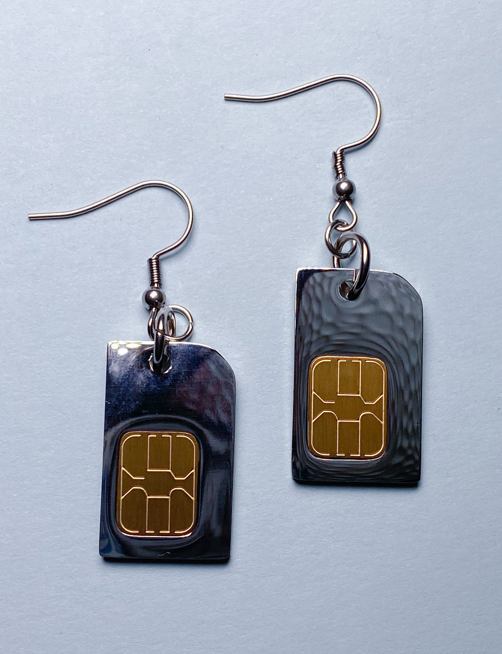 SIM CARD EARRINGS