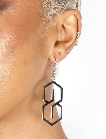 SKILLS PENDANT EARRINGS