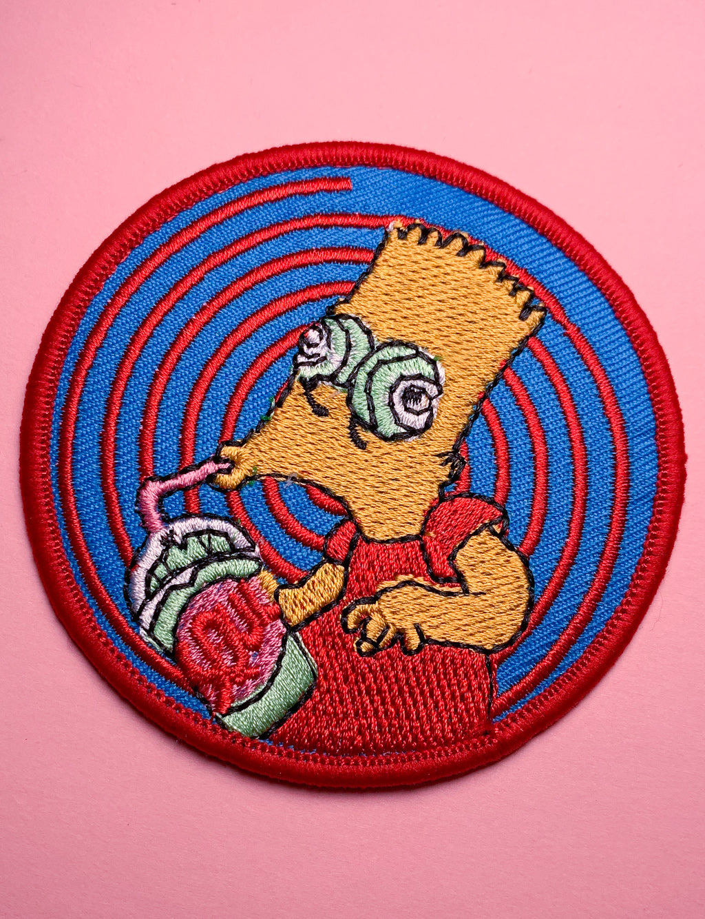 BART SQUISHEE PATCH