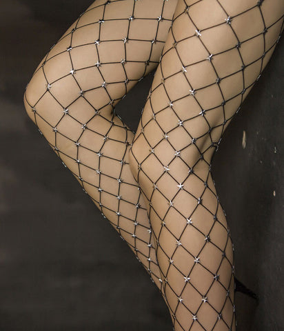 STARRY EYED FISHNETS