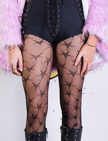 STAR MESH FISHNETS