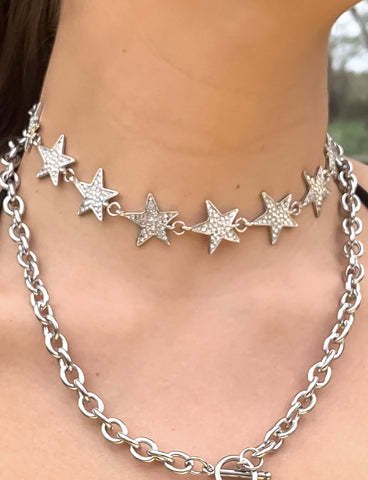 HILTON STAR NECKLACE