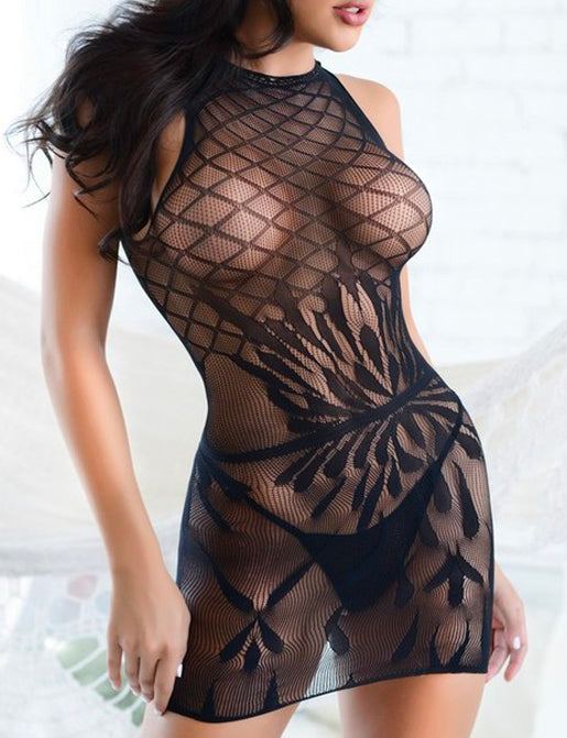 REGULATE FISHNET BODYSUIT / BODY STOCKING