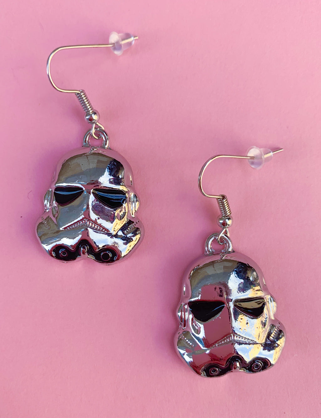 STORM TROOPER EARRINGS
