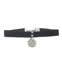 FOLLOW THE SUN VELVET CHOKER