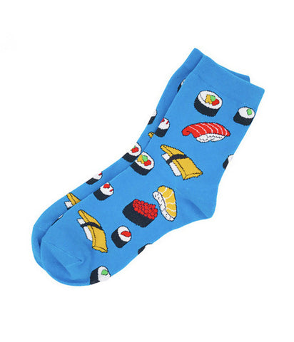SUSHI TIME KNITTED SOCKS