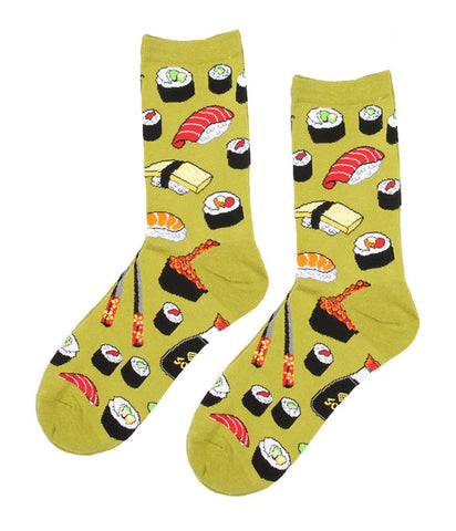 SUSHI KNITTED SOCKS