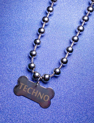 DRAZIC NECKLACE 3.0 - TECHNO
