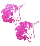 UNICORN NIPPLE PASTIES - PINK