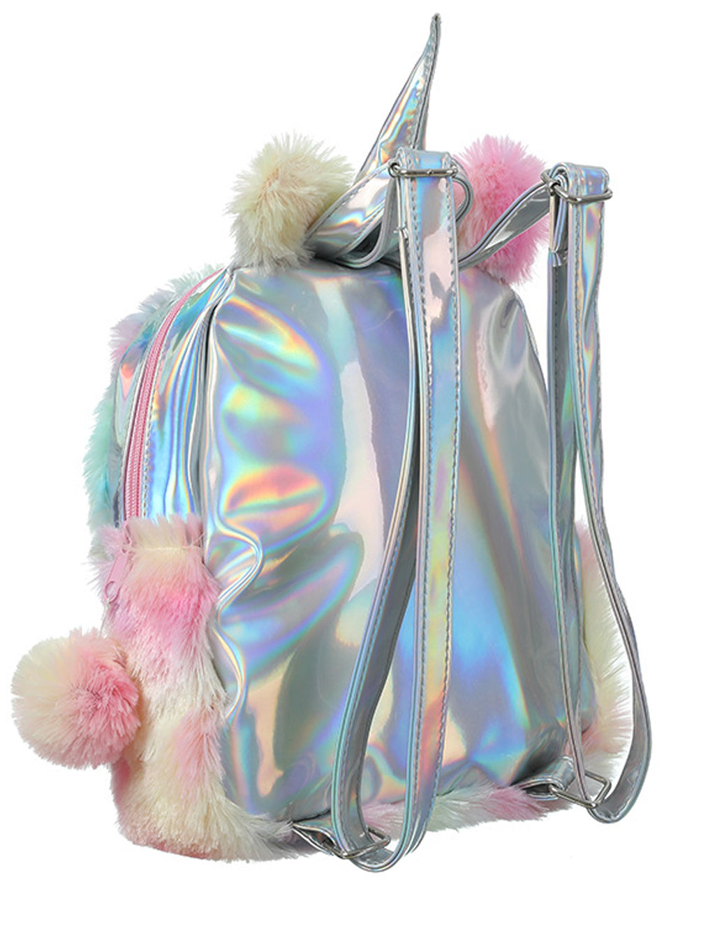 MARSHMALLOW MADNESS FUZZY BACKPACK