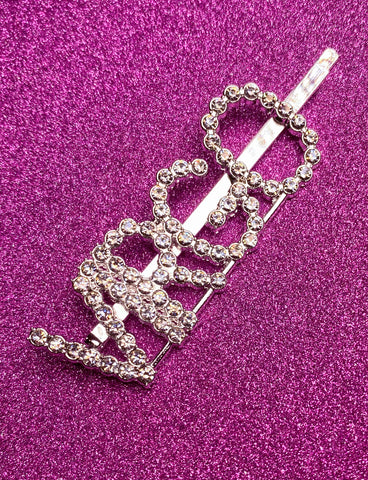 VIRGO DIAMONTE HAIR CLIP