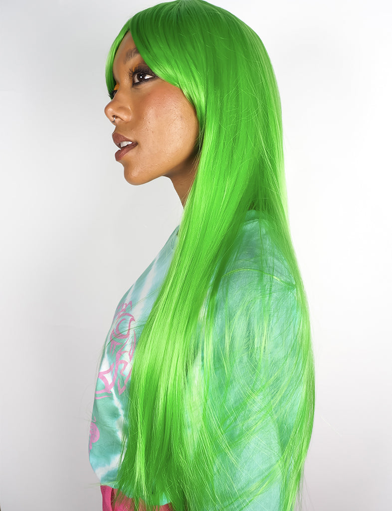IMMORTAL WIG - GREEN