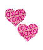 XO HEART NIPPLE PASTIES