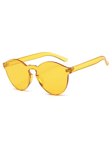 SEE THROUGH ME SHADES - YELLOW