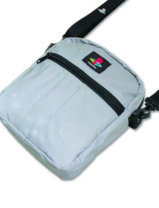 MESSENGER BAG - REFLECTIVE