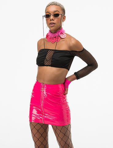SLOW MOVER MESH TOP