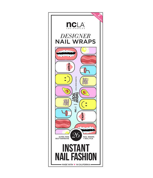 ESSENTIAL NAIL WRAPS