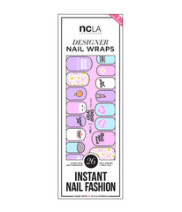 PUSSY POWER NAIL WRAPS