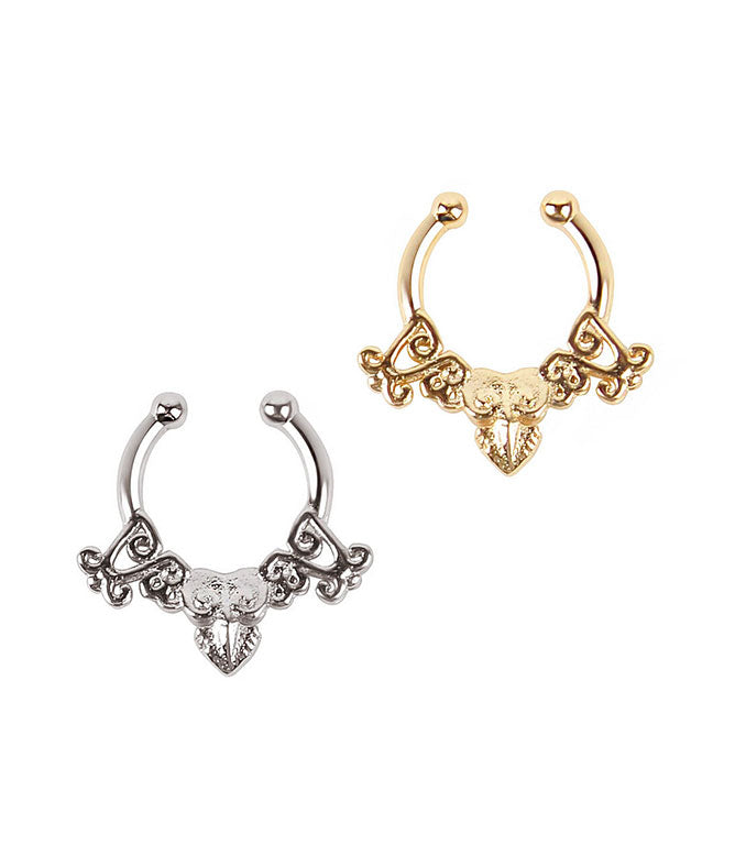 ORNATE SEPTUM CLIP