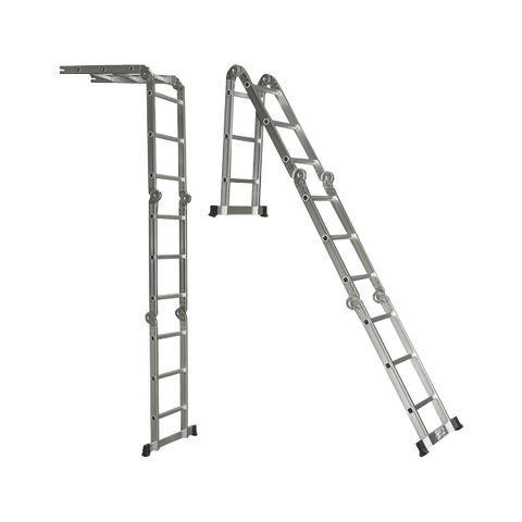 Multi Purpose Aluminum Ladder Folding Step Ladder