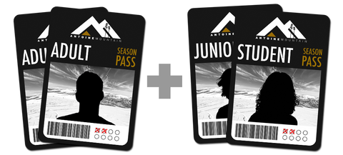 Family Season Pass Example