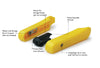 Micro Levers - yellow pair