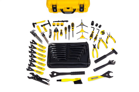 "Master Tool Kit 3.1, ""Yellow case"""