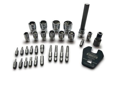 Pro Bit and Socket set - 31 pcs