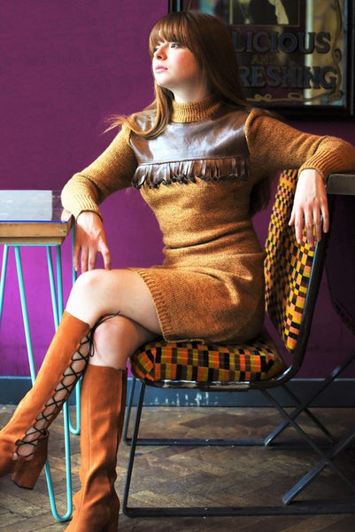 1970s Vintage Fashion Revival
