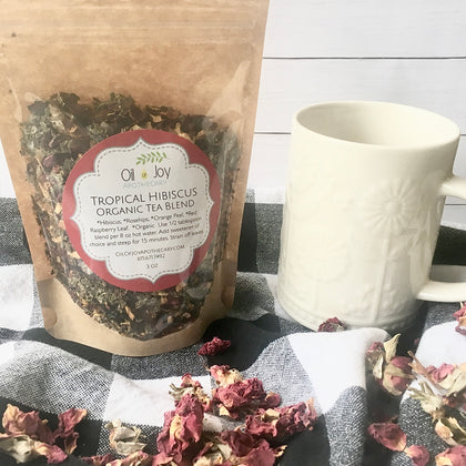 Tea Blends & Accessories