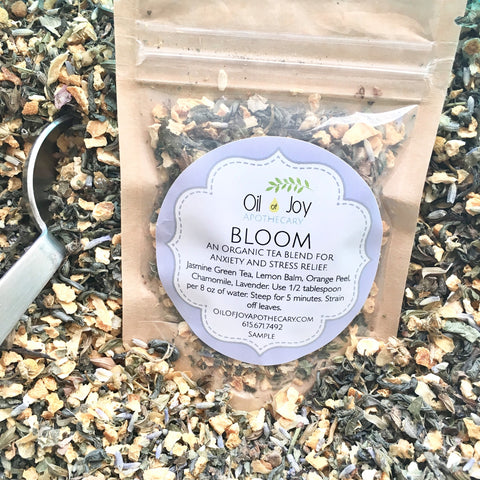 Bloom Tea, Organic
