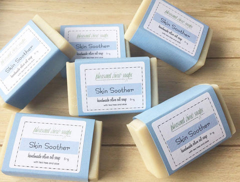 Skin Soother {Handcrafted Country Soap}