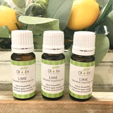 NEW! Lime Essential Oil, Organic
