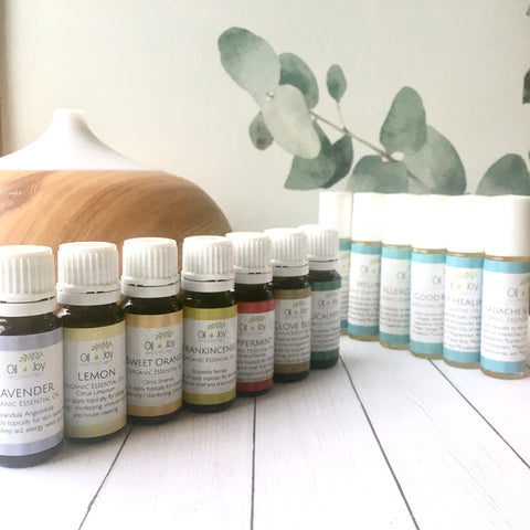 Essential Oil Home Collection, Organic