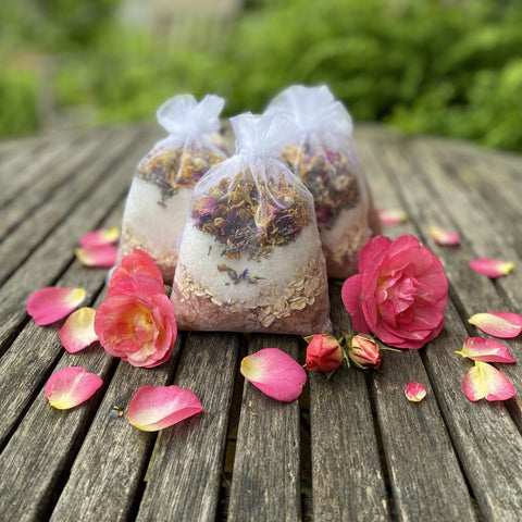 Indulgence Botanical Bath Tea