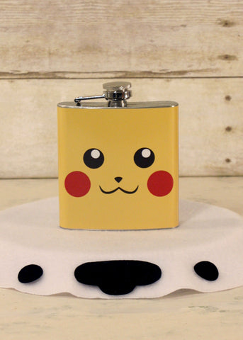 Electric Mouse Flask