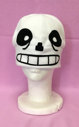 undertale sans skeleton hat