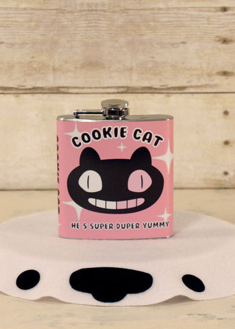 Cookie Cat Flask