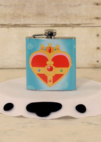 Sailor Cosmic Heart Flask