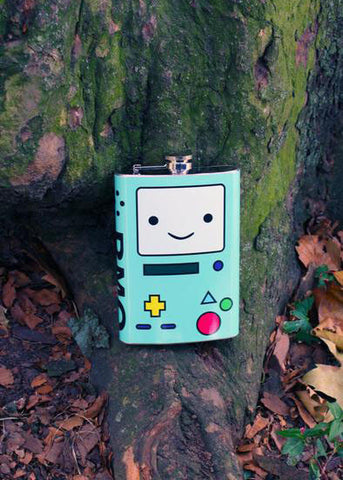 Adventure Robot Flask