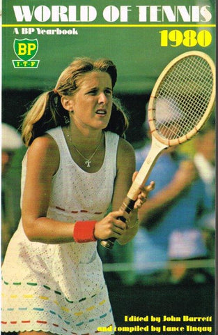 1980 World of Tennis Yearbook