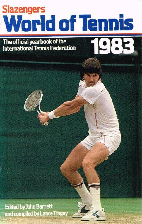 1983 World of Tennis Yearbook